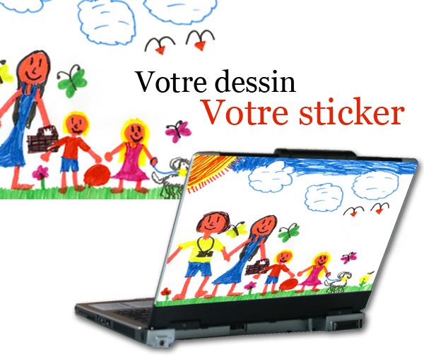 Pour Une Maman Ou Un Papa Geek Un Sticker Pour Ordinateur