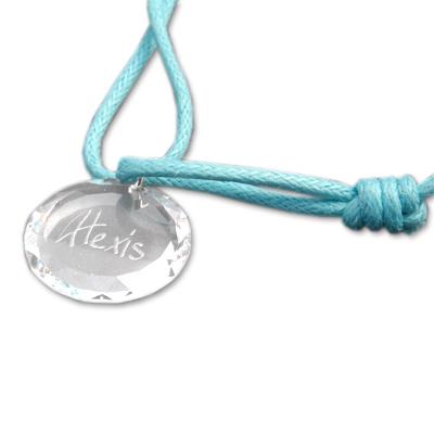 Bracelet en cristal à personnaliser