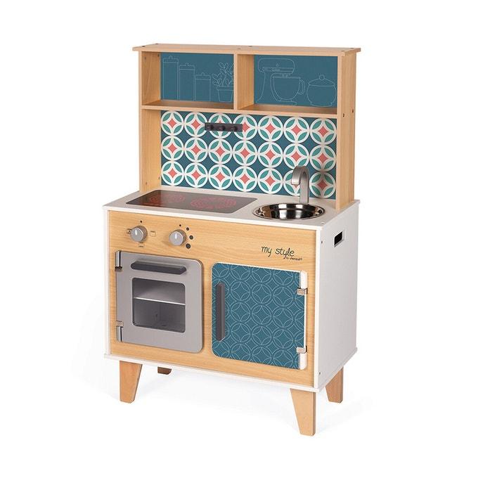 Cadeaux de noël idéal pour enfants : une cuisine en bois personnalisable